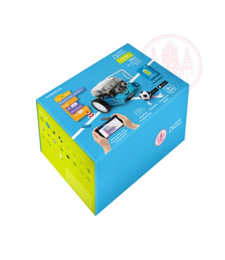 M-RoBot และLi-polymer battery (พร้อมคู่มือฉบับภาษาไทย,แผนการสอนและใบงาน)
