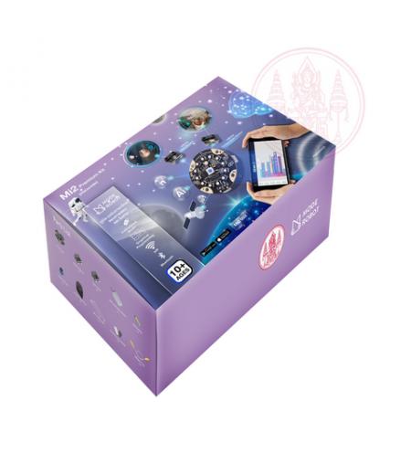 Mi2 Premium Kit และชุดเซนเซอร์ (คู่มือฉบับภาษาไทย, แผนการสอนและใบงาน)