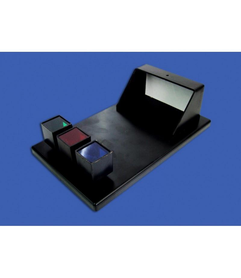ชุดกล่องแสดงการผสมของแสงสี