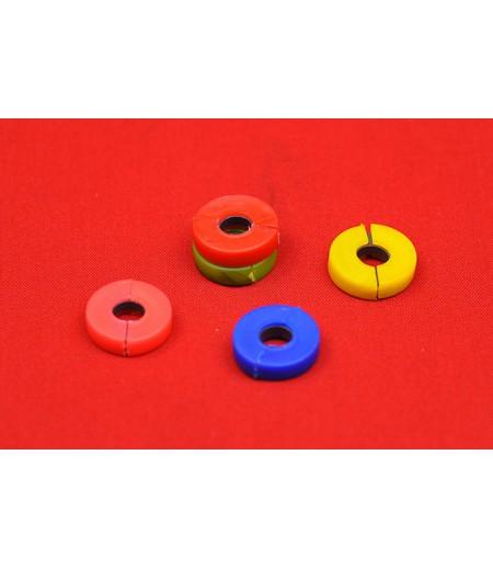 แม่เหล็กวงแหวนสี (5/ชุด)