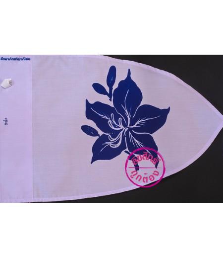 ธงประจำหมู่ เนตรนารีสามัญ ชงโค